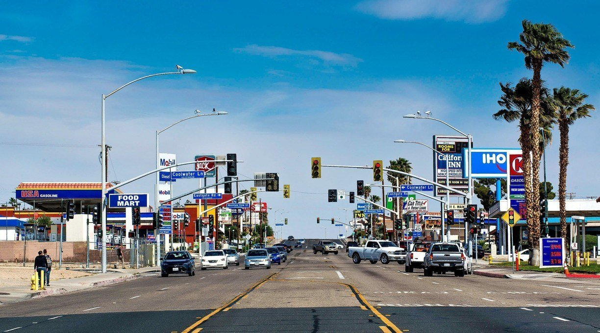 casinos in barstow california