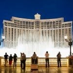 2020 NFL Draft in Las Vegas Could Occur Over Famed Bellagio Fountains