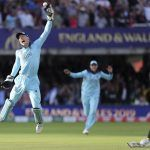 England Celebrates Cricket World Cup Win on Controversial Tie Breaker, Aussie Bookie Returns Bets on New Zealand