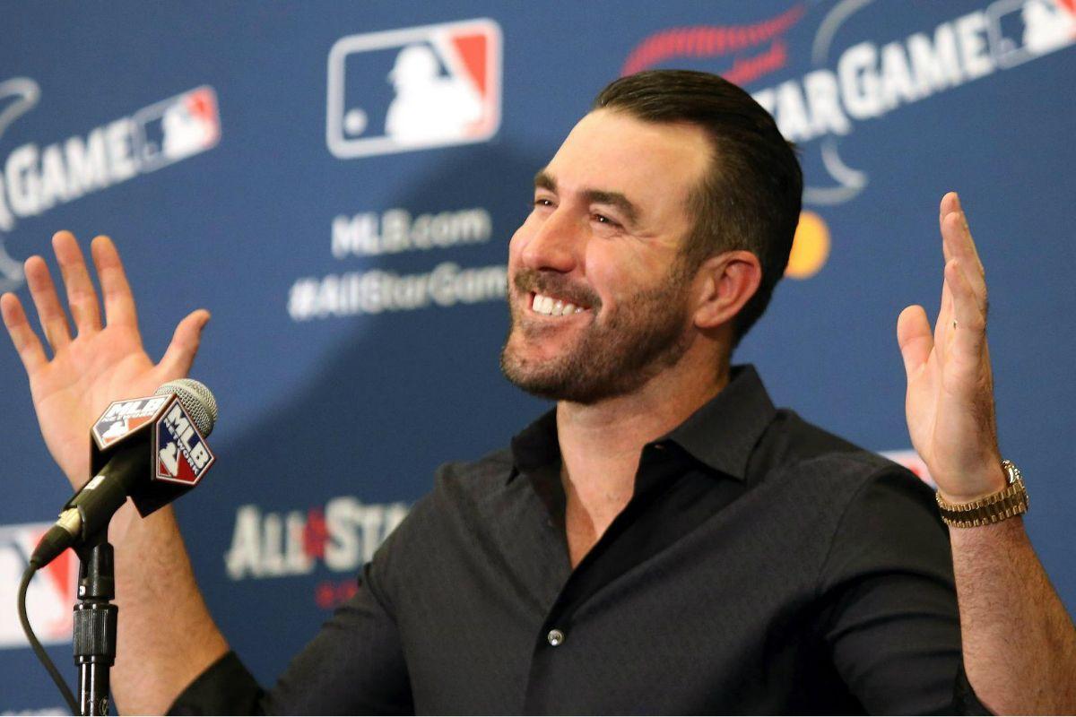 Justin Verlander MLB odds baseball