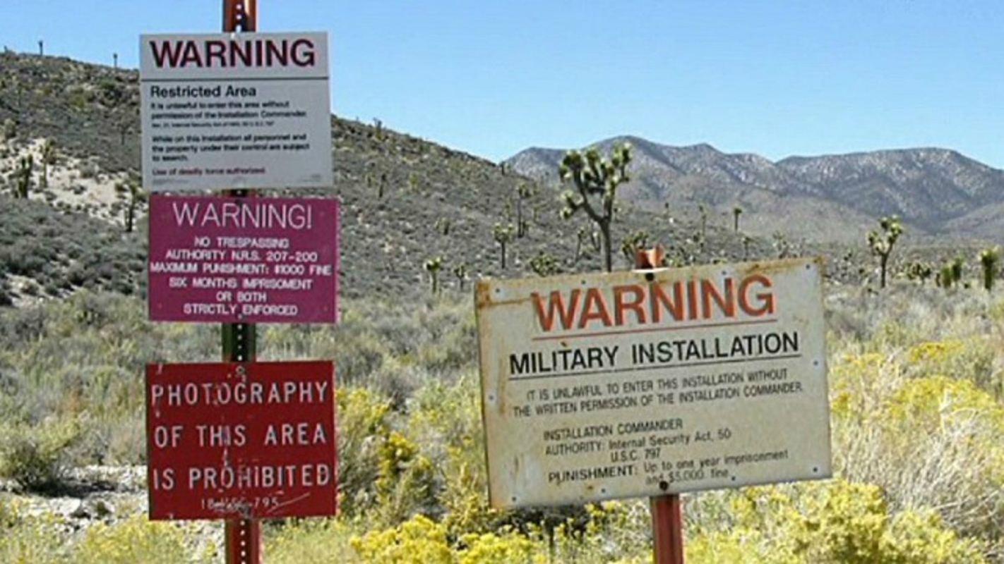 Area 51 raid odds Trump Twitter
