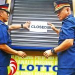 Philippines Police Close Down Lottery Outlets after President Duterte Alleges Widespread Corruption