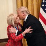 Miriam Adelson's Affinity For President Trump Literally Reaches Biblical Proportions