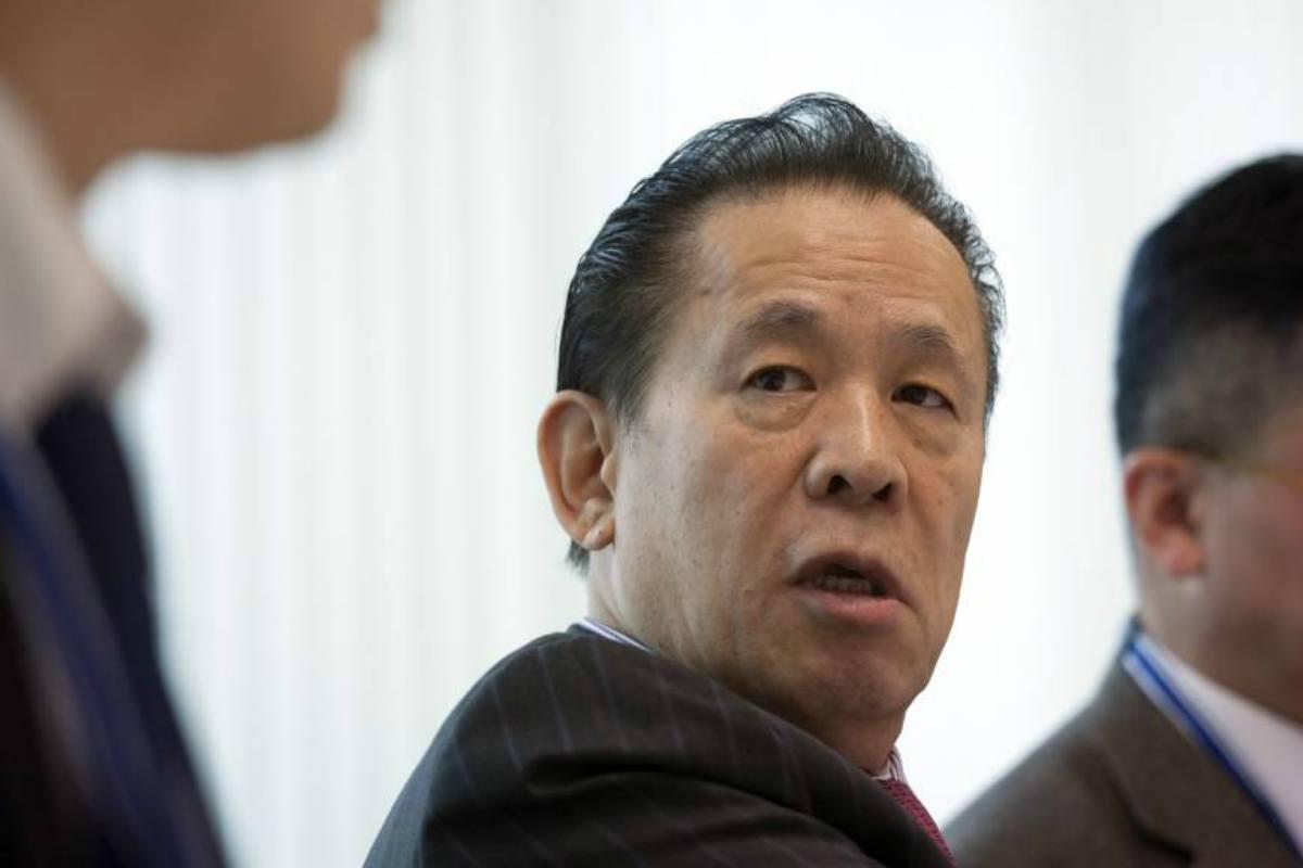 Kazuo Okada lawsuit Manila Japan