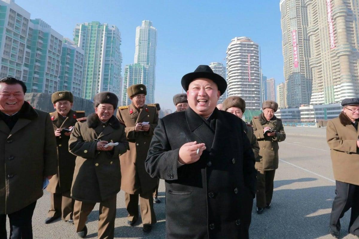 Macau North Korea flight casinos