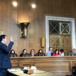 President Trump National Indian Gaming Commission Chair Nominee Testifies Before Senate Committee