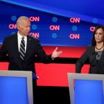 Former VP Joe Biden Emerges From Democratic Debates as Betting Frontrunner, Sen. Kamala Harris Odds Drop