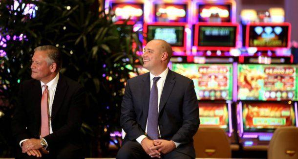 Wynn Resorts Matt Maddox Encore Boston casino