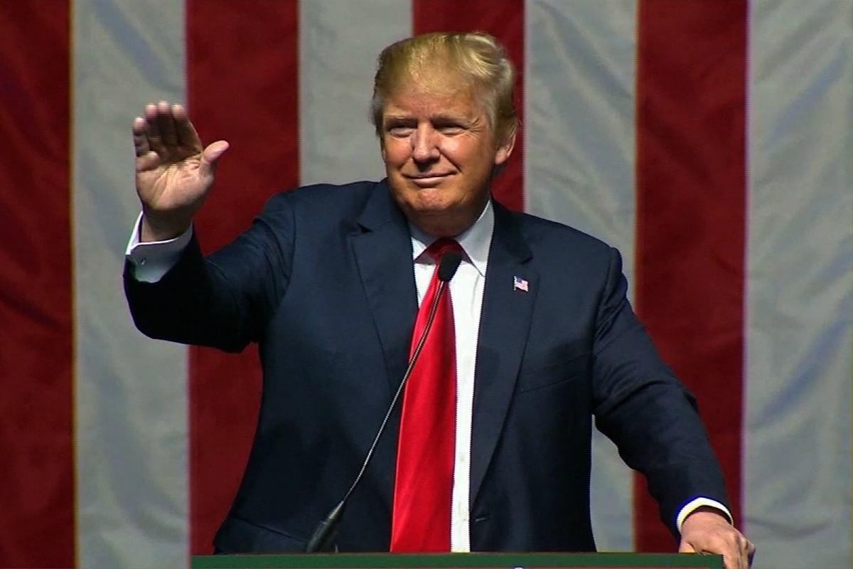 political odds 2020 poll Donald Trump