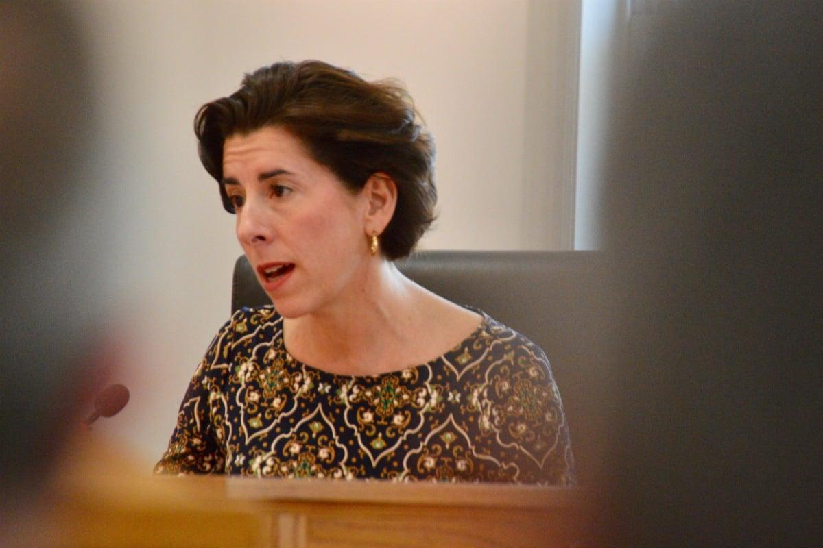 Rhode Island governor IGT deal