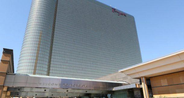 Borgata Atlantic City casino revenue