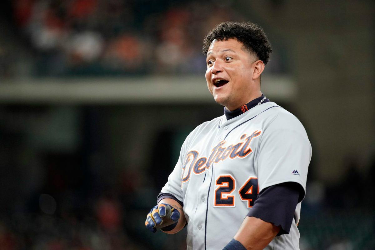 Detroit Tigers upset Houston Astros odds
