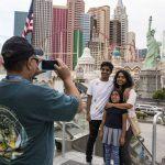 Las Vegas Tourism Indicators Reveal Strong Economic Position Midway Through 2019