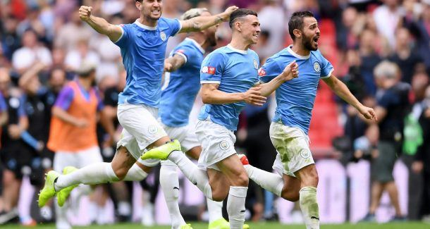 Champions League Manchester City