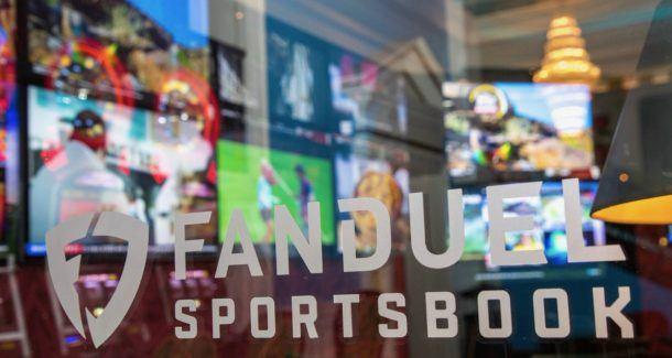 FanDuel MLB sports betting odds