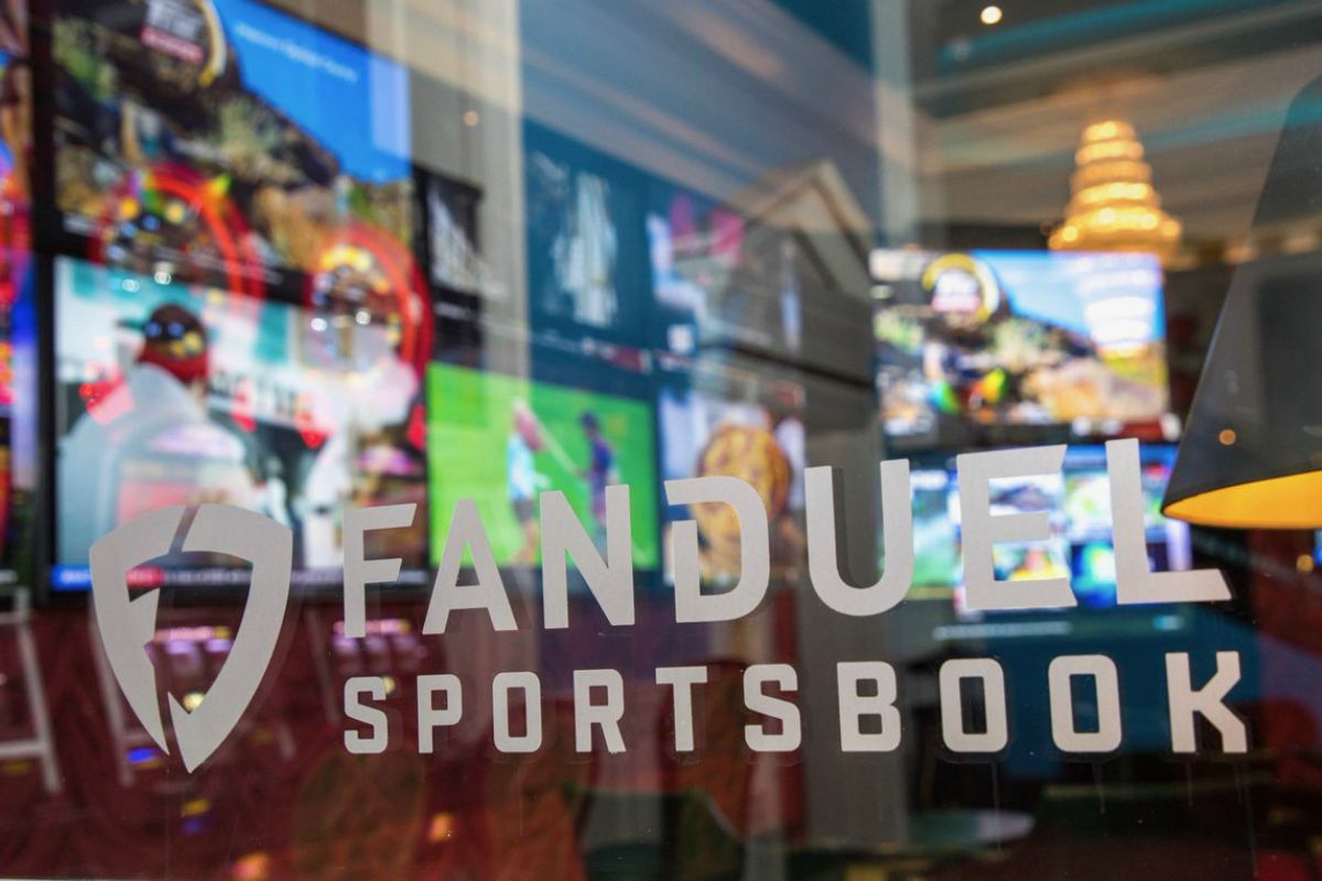 FanDuel MLB sports betting odds