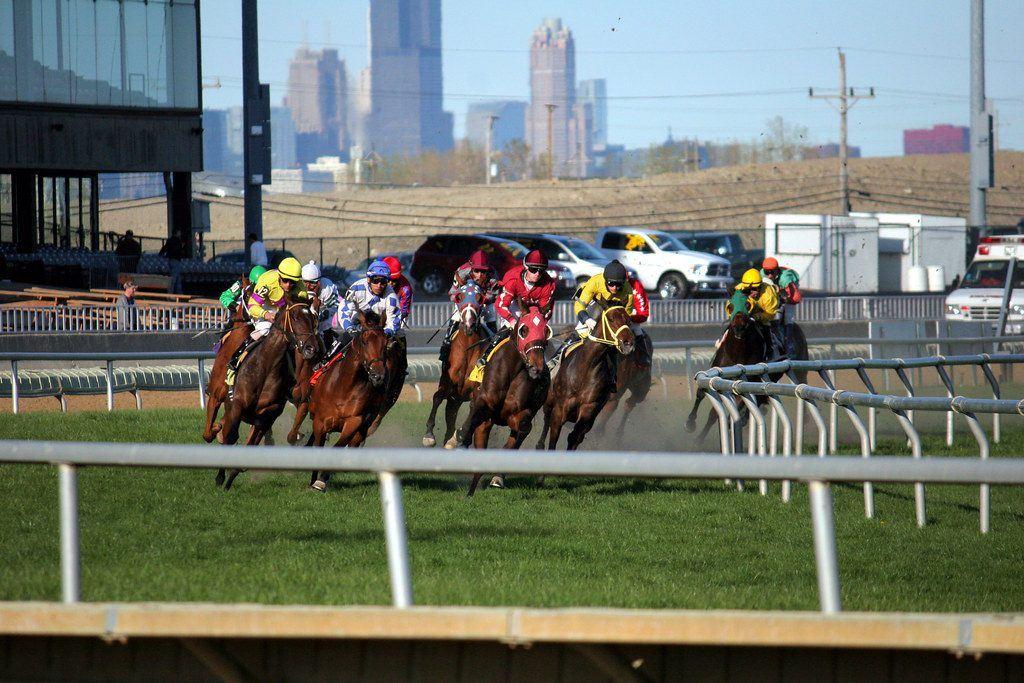 Hawthorne Racetrack