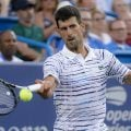 US Open Djokovic Serena Williams