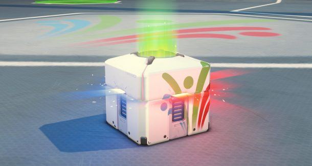 Loot boxes odds disclosure