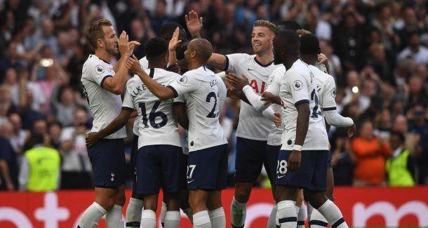 Premier League Tottenham Manchester City