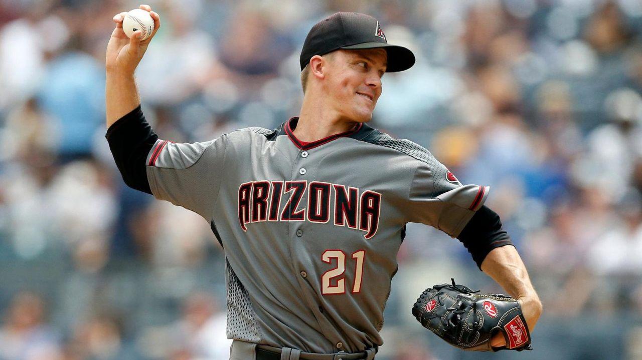 Zack Greinke Houston Astros