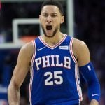 Philadelphia 76ers Star Ben Simmons Denied Entry at Crown Casino in His Native Australia