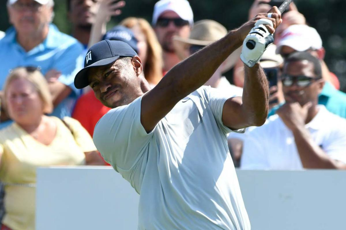 Tiger Woods golf odds BMW FedEx Cup