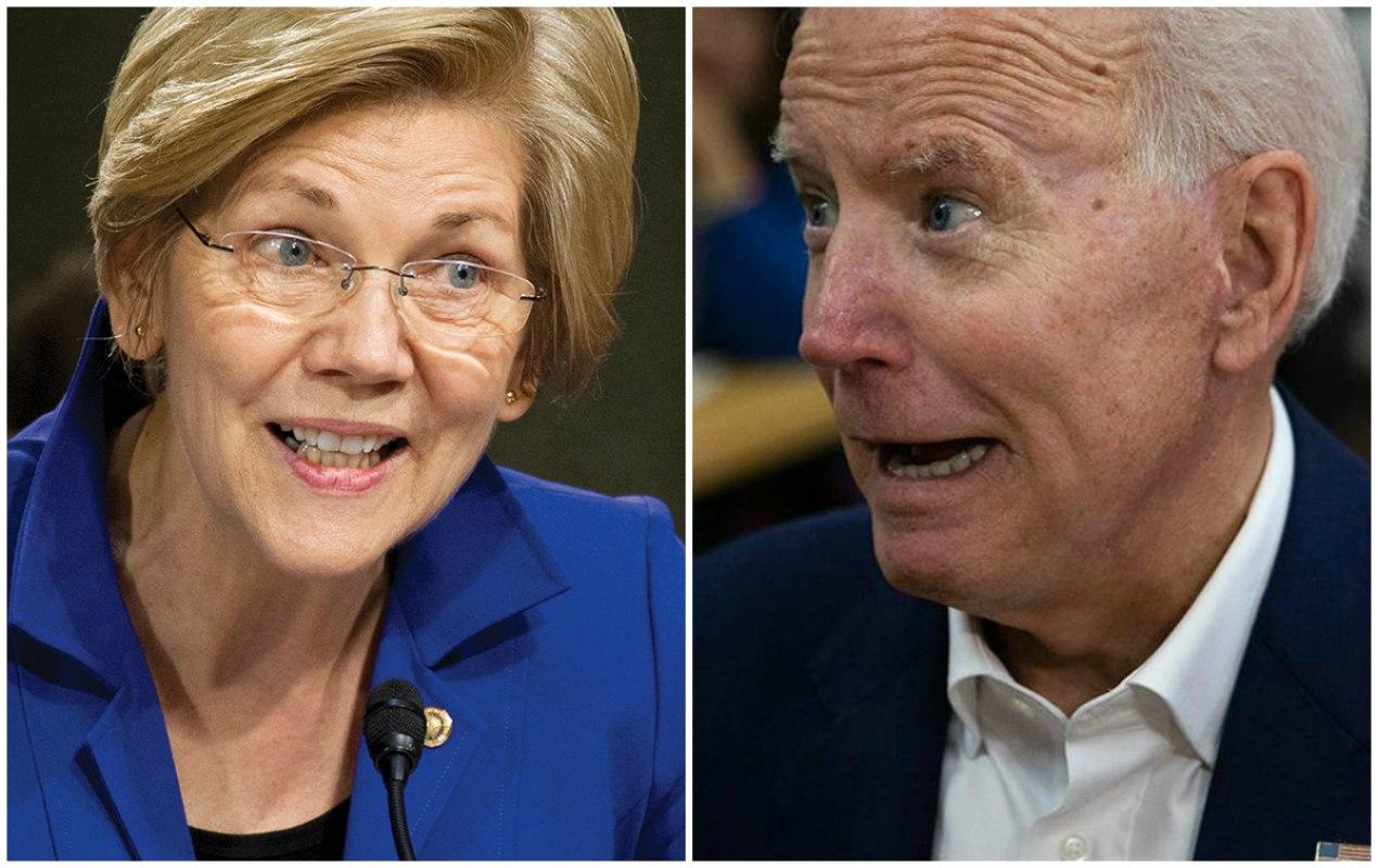 Elizabeth Warren 2020 presidential odds