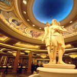 Caesars Q2 Revenue Climbs As Sports Betting, Strip Food And Beverage Offset Weak Vegas Table Volumes