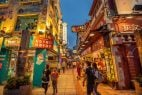 Macau economy recession casinos
