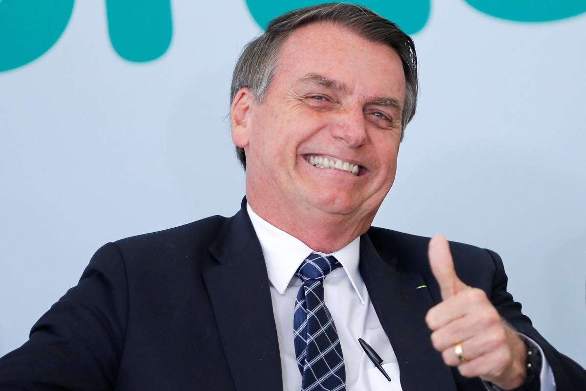 Brazililian President Jair Bolsonaro Relaxes His View On