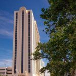 Circus Circus Tower Transforms into Dorms for Nevada-Reno Students Affected By Campus Explosion