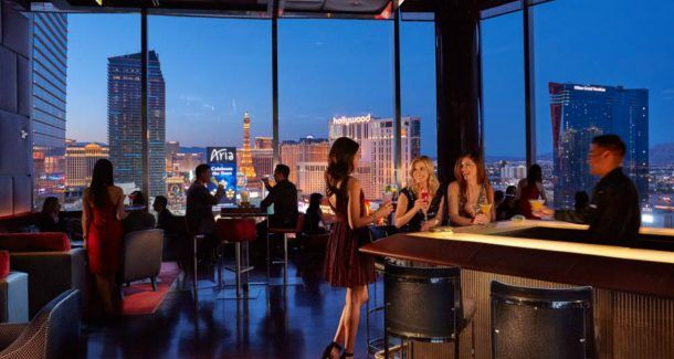 Las Vegas resort fee service charge