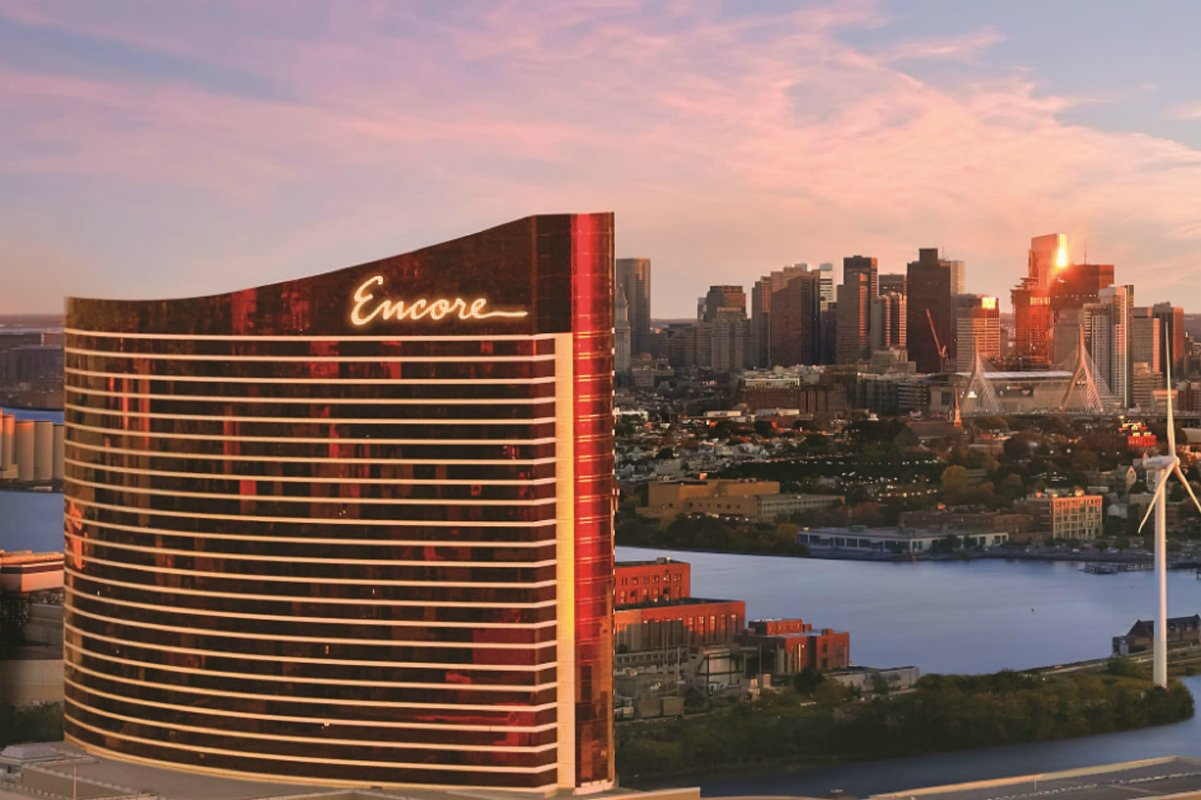 Encore Boston Harbor casino Massachusetts