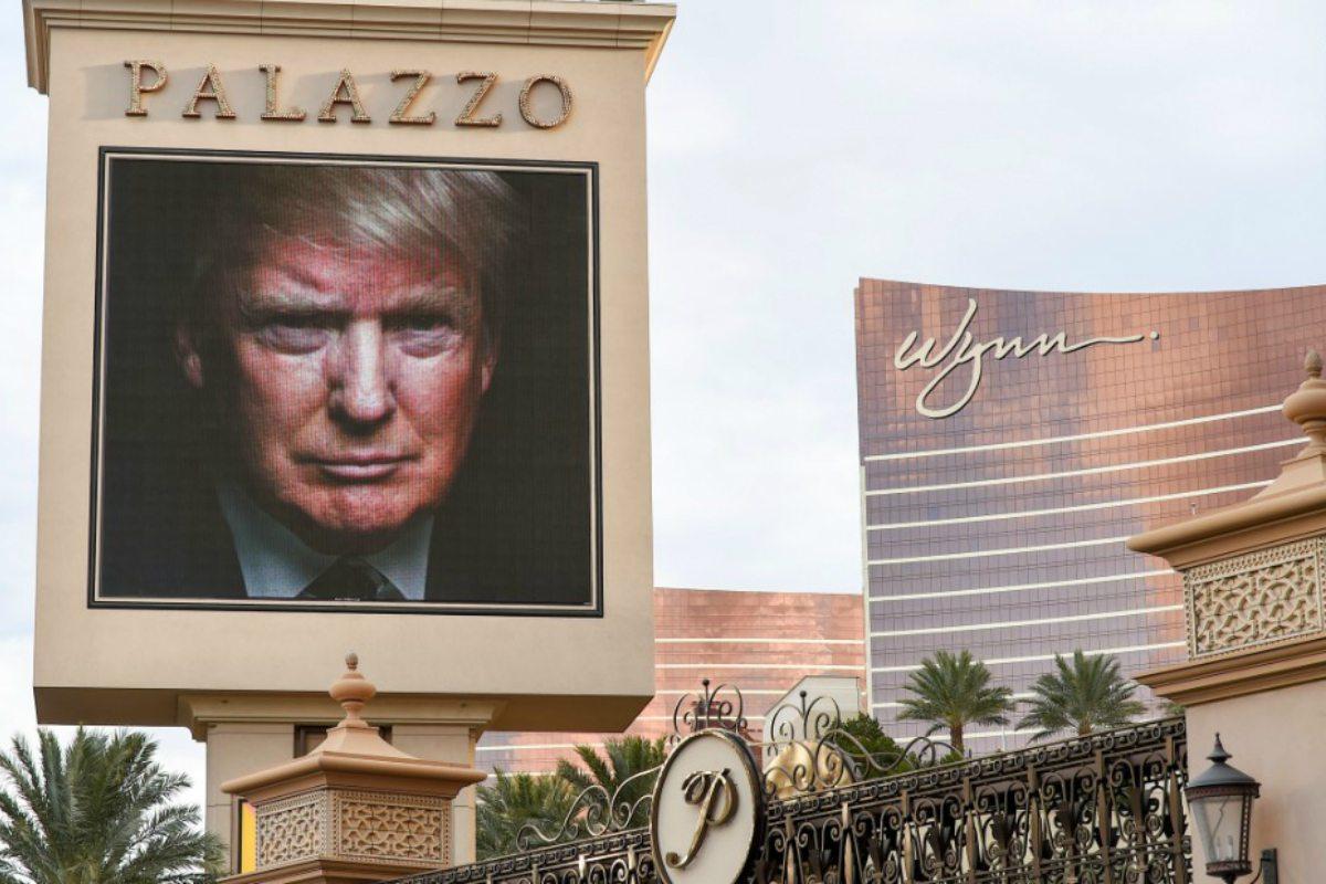 trade tariffs Las Vegas casino resorts