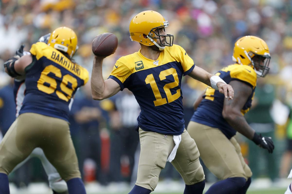 Green Bay Packers odds NFL betting