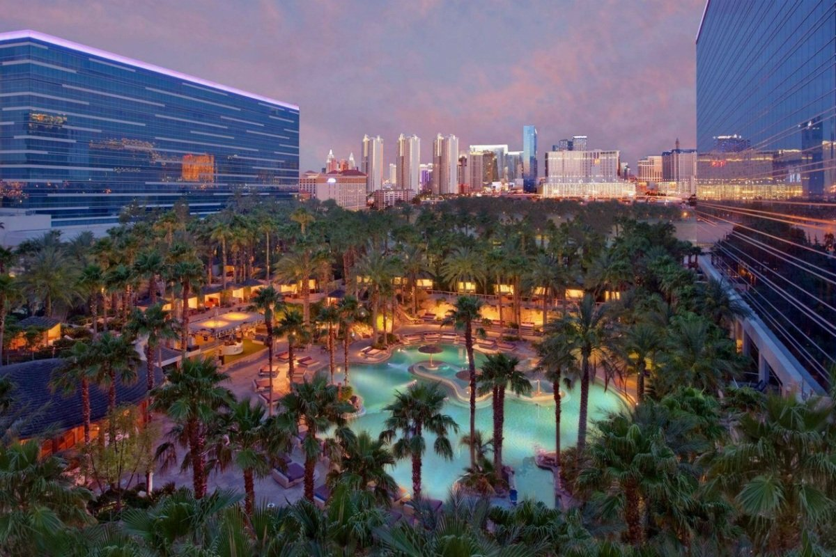 Mohegan Gaming Las Vegas Virgin Hotels