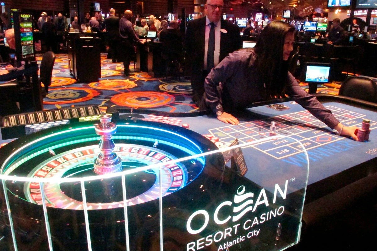 Atlantic City casino job employment