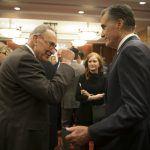Sen. Mitt Romney Hatching Federal Sports Betting Bill With Strange Bedfellow Sen. Chuck Schumer