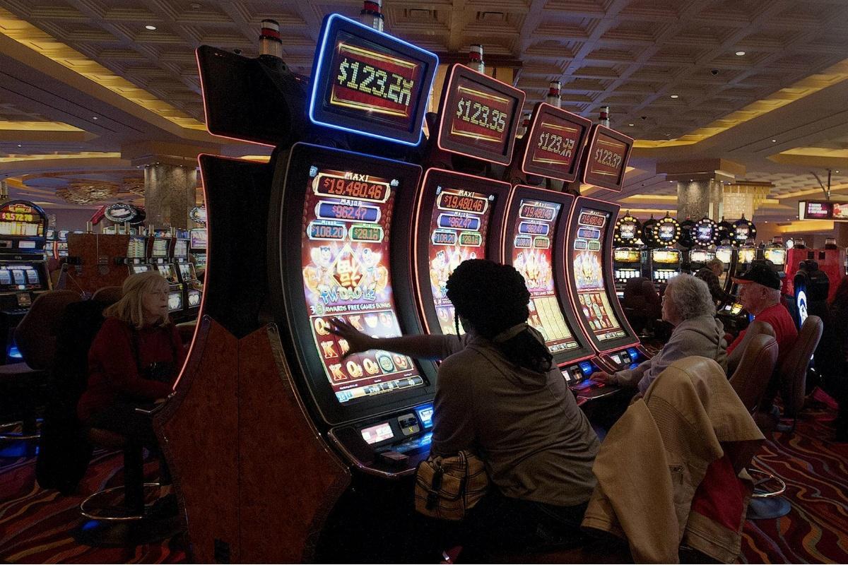 Parx Casino tax Pennsylvania gambling