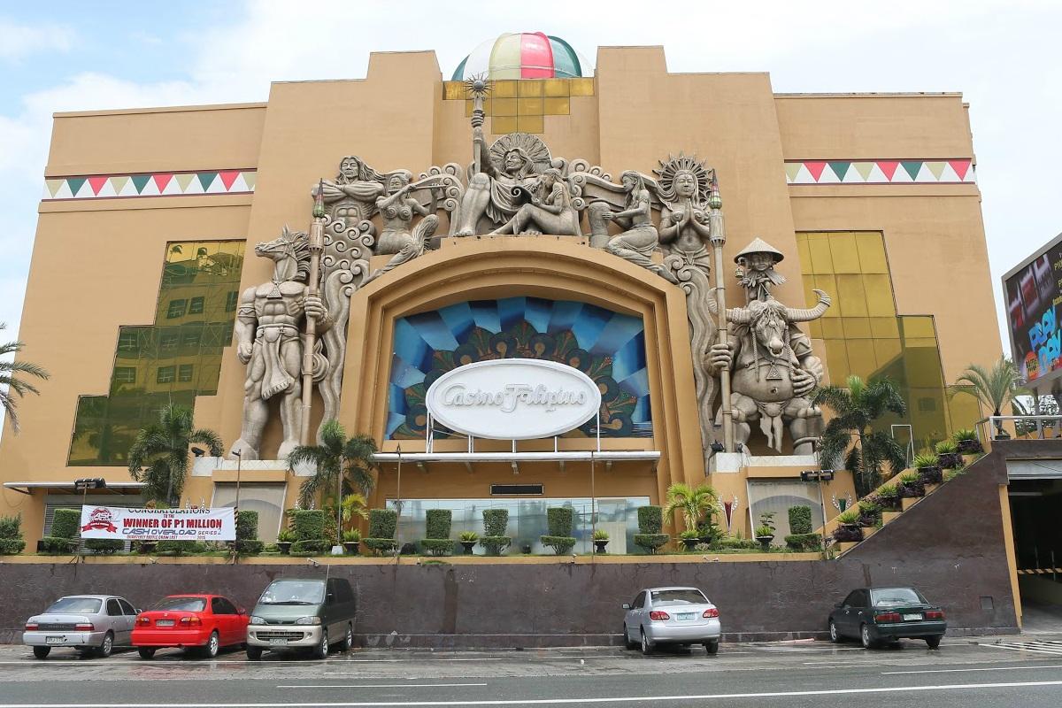 Philippines casino PAGCOR gaming