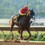 Improbable, with Maximum Security Out, Favored in Pennsylvania Derby Saturday