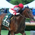 Omaha Beach Returns to Headline Churchill Downs Record Breaking September Meet