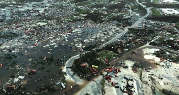 Bahamas casino hurricane Dorian relief