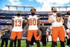 NFL odds football betting Cleveland Browns