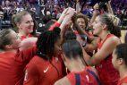 WNBA Finals Mystics Sun