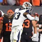 Los Angeles Rams Win Over Cleveland Browns Delivers Bettors Sunday Victory, First Loss for Las Vegas