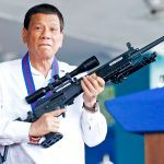 Philippine President Duterte Says Chinese Casino Loan Sharks and Kidnappers Will Be Caught 'Dead or Alive'