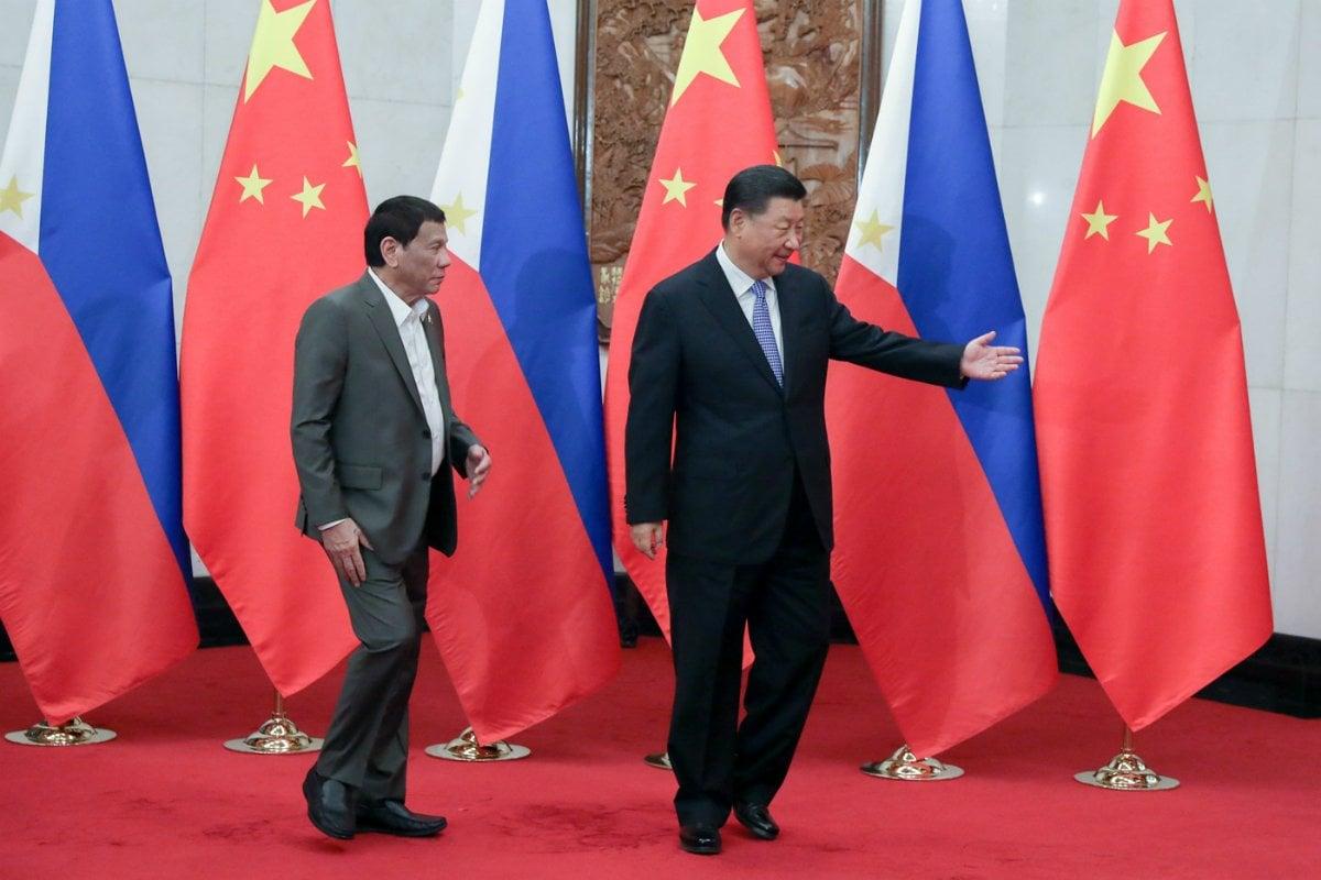 Philippines Rodrigo Duterte POGO
