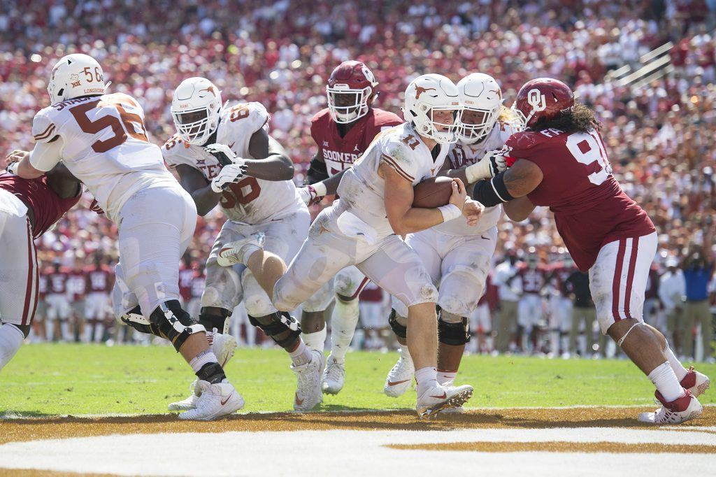 No  6 LSU Travels to No  9 Texas for Big Week 2 College
